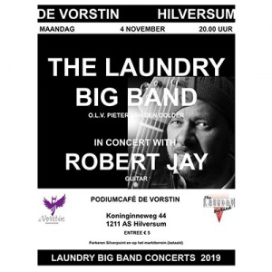 Robert Jay: The Laundry Big Band