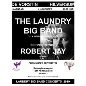 Robert Jay: The Laundry Big Band